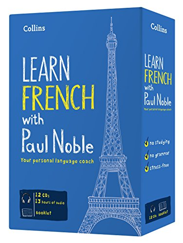 Learn French with Paul Noble by HarperCollins UK