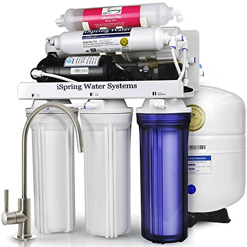 iSpring RCC7P AK Performance Filtration Remineralization product image