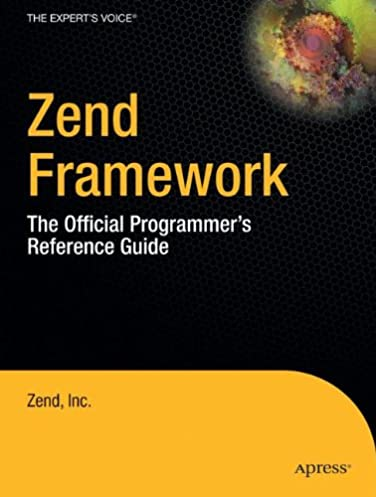 zend framework the official programmer s reference guide 2 volume rh amazon com Zend Framework Tutorial Zend Optimizer