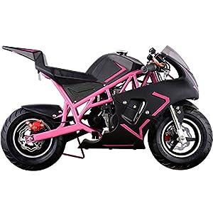 Go-Bowen-40cc-Gas-Pocket-Bike-Mini-Motorcycle-Pink