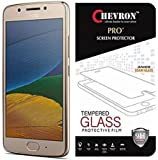 Chevron Motorola Moto G5 [5 inch] Tempered Glass