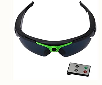 JOYCAM Gafas de sol con Cámara Grabación de Video Gafas Polarizadas HD 720P Cámara de Acción