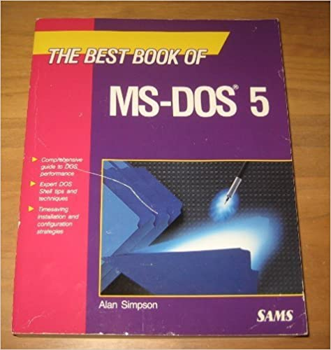 the best of ms dos 5 alan simpson