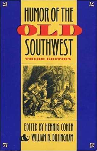Image result for humor of the old southwest cohen dillingham