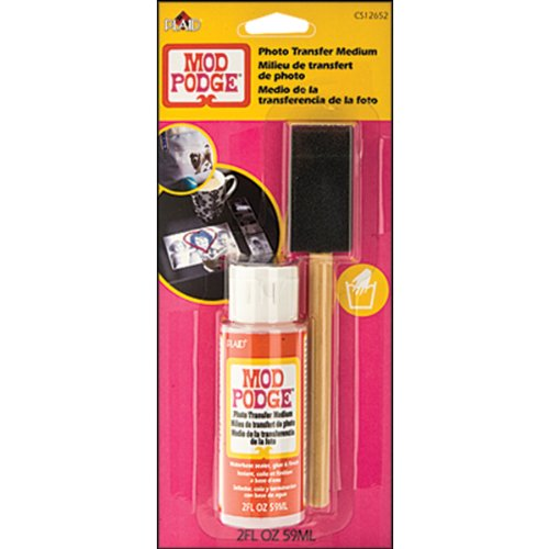 Price comparison product image Mod Podge Photo Transfer Medium (2-Ounce),  CS12652