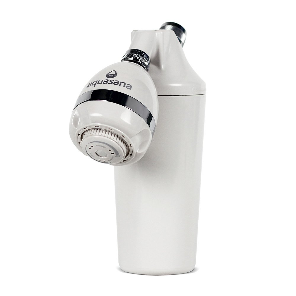 Aquasana AQ-4100 Deluxe Shower Water Filter System with Adjustable Showerhead by Aquasana