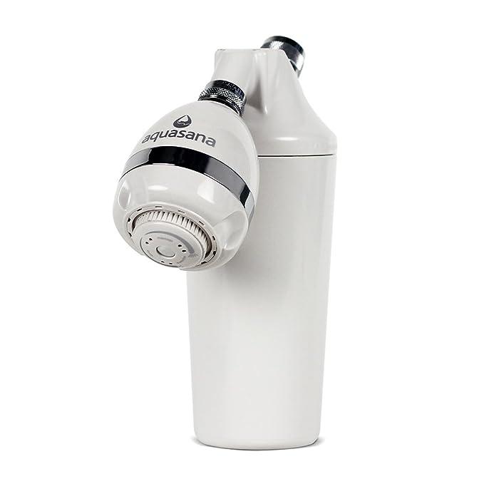 Best Shower Water Filter: Aquasana AQ-4100 Deluxe Shower Water Filter