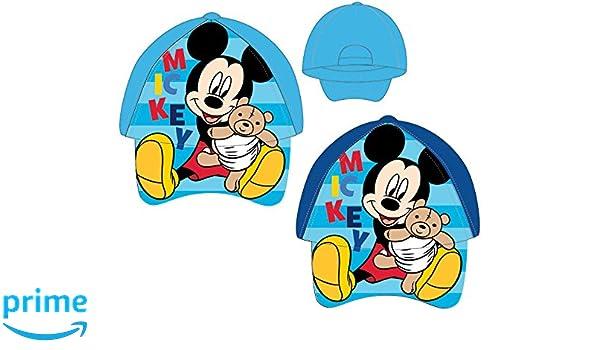 Gorra bebe Mickey Disney teddy bear surtido: Amazon.es: Juguetes y ...