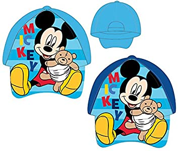 Gorra bebe Mickey Disney teddy bear surtido: Amazon.es: Juguetes y juegos