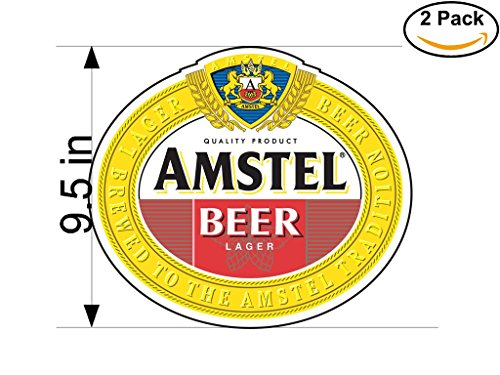 amstel-beer-logo-alcohol-4-vinyl-stickers-decal-bumper-window-bar-wall-95-inches