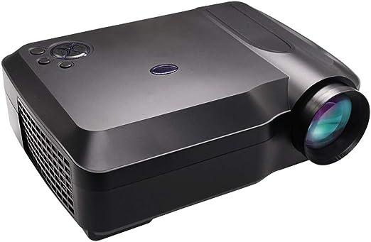Proyector de HD, proyectores caseros del Cine HDMI, proyector ...
