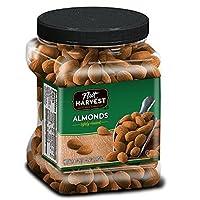 Deals on Nut Harvest Lightly Roasted Almonds, 36 Ounce Jar