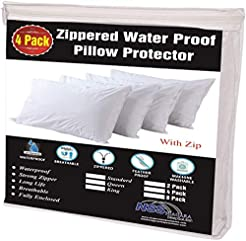 Niagara Sleep Solution Pillow Protectors...