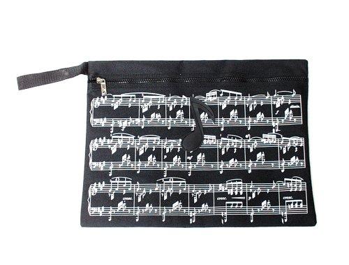 Music Treasures Co. Staff Portfolio / Black by Music Treasures Co. (Image #1)