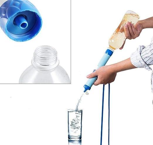 Filtro De Agua A Presión Herramienta De Supervivencia Al Aire ...