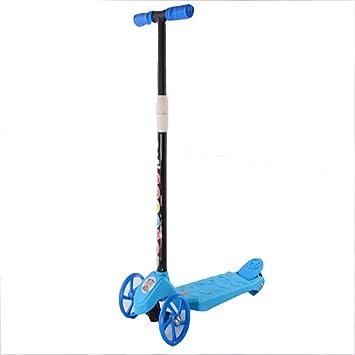 DQZ Scooter de los niños de la Rueda ordinaria Pedal del ...