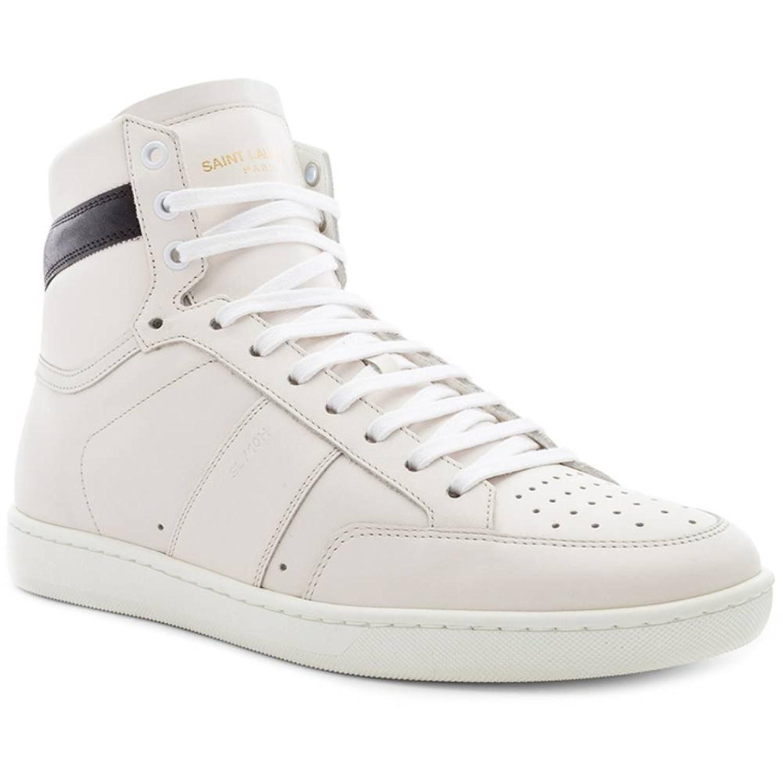 (イヴ サンローラン) Saint Laurent メンズ シューズ靴 スニーカー SL/10H Signature Court Classic [並行輸入品] B07F77LP75