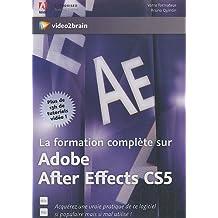 La formation complète sur Adobe After Effects CSX: Acquérez une vraie pratique de ce logiciel si populaire mais si mal utilisé! (Bruno Quintin)