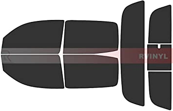 20/% - Front Kit Rtint Window Tint Kit for Toyota Tacoma 1995-2004 2 Door Extended Cab