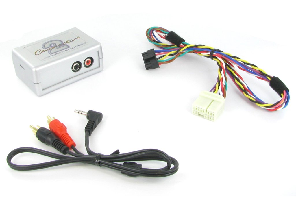 Connects2 CTVSZX001 Suzuki Grand Vitara, Swift OEM Interface adaptateur de pris'auxiliaire