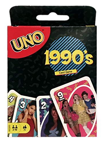 UNO 1990's Card Game