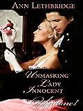 Unmasking Lady Innocent (Three Sexy Rakes)