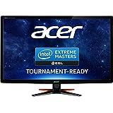 Acer GN246HLBBID (NVIDIA 3D) Écran Gaming 24 pouces 1920 x 1080 144Hz 1ms (VGA / DVI  / HDMI)