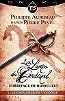 L'héritage de Richelieu, tome 3 : Le Chevalier de Vendôme par Pevel