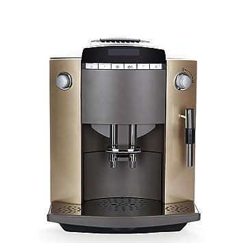 HCUICN Cafetera La Máquina De Café De Oficina Completamente Automática Moldea La Máquina De Espuma De