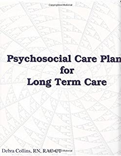 Psychosocial Care Plans For Long Term Care (Social Service Care Plans And  Forms)
