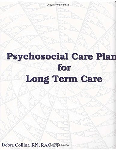 Psychosocial Care Plans for Long Term Care (Social Service Care Plans and Forms) by LTCS Books