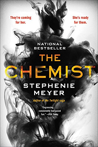 The Chemist (Female Dragon)