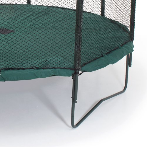 JumpSport Trampoline Weather Cover, Forest Green,14ft