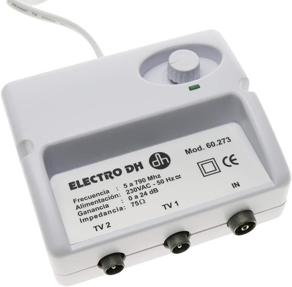 BeMatik - Amplificador Antena TV: Amazon.es: Electrónica