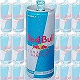 レッドブル シュガーフリー エナジードリンク 250ml×24本(1ケース) Red Bull Energy Drink
