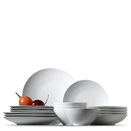 Thomas Rosenthal Loft 16 Piece Porcelain Dinnerware Set  sc 1 st  Amazon UK & Thomas Rosenthal Loft 16 Piece Porcelain Dinnerware Set: Amazon.co ...
