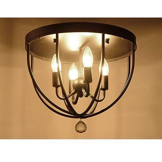 con techo bola E14 de Luz de industrial vintage 40cm diseño 0PkOnw