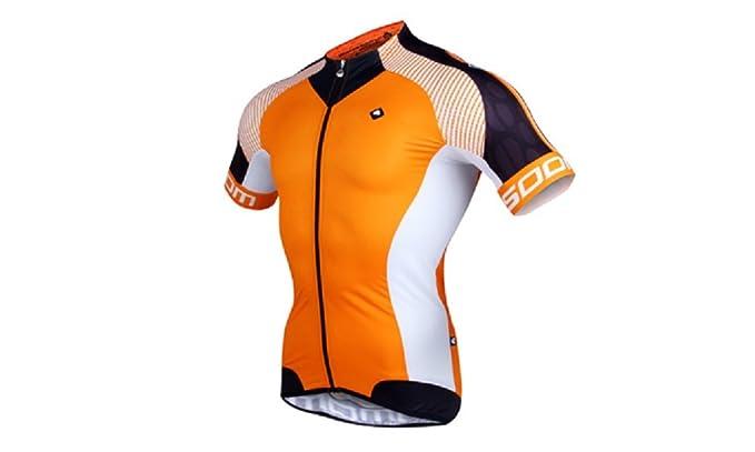 Amazon.com: SOOMOM Maillot de ciclismo para hombre, para ...