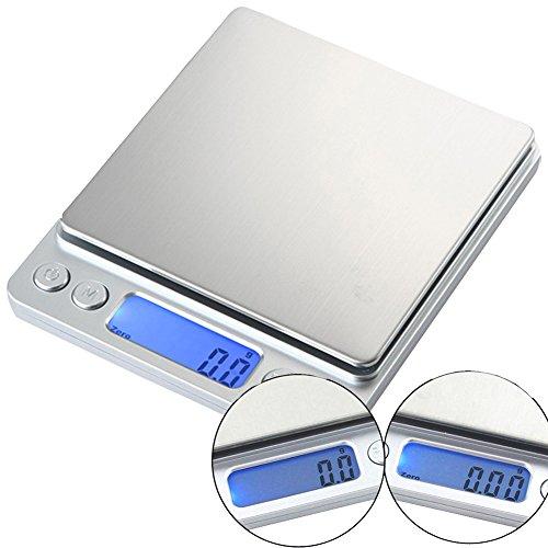 WANYAO 1PC Fashion Simple Mini Digital LCD Electronic Jewelry Pocket Scale