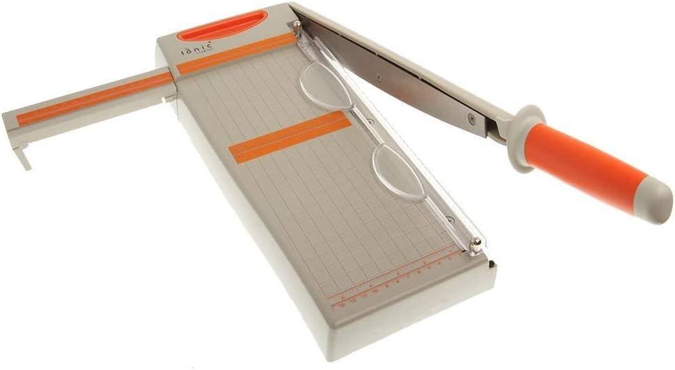 Tonic Studios Bianco 8,5 White Taglierina manuale a ghigliottina