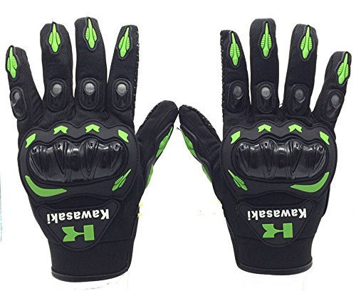 JIN Glove Motorcycle gloves,Cycling gloves, mountain bike gloves, road cycling gloves, cycling gloves, half finger, anti-slip, sports, work gloves, kawasaki, m