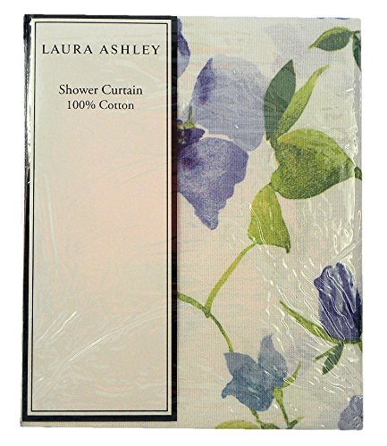 Laura Ashley Shower Curtain Portia