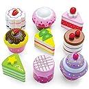 Wood Eats! Delectable Desserts Petit Fours (9pcs.) by Imagination Generation