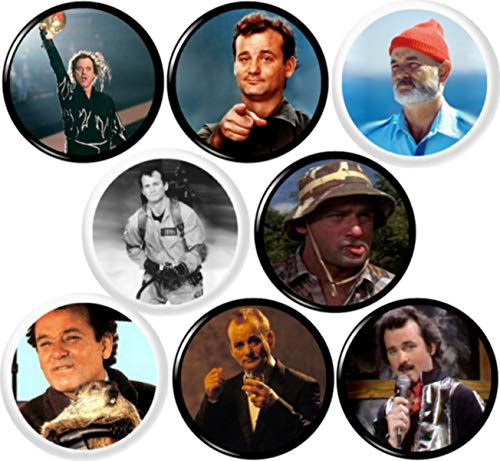 (Bill Murray x 8 New 1