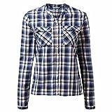 Craghoppers Womens/Ladies Ravello Collarless Long Sleeve Shirt
