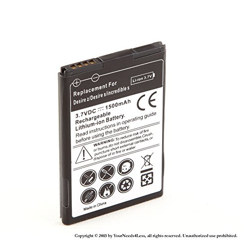 htc incredible 2 battery - 6
