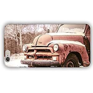 Classic Vintage 1930 1940 Pick Up Truck iPhone 6 Plus Slim Phone Case wangjiang maoyi