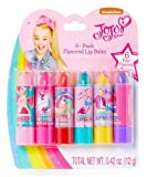 Nickelodeon JoJo Siwa 6 Pack Flavored Lip Balms