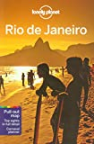 Front cover for the book Lonely Planet Rio de Janeiro by Regis St. Louis