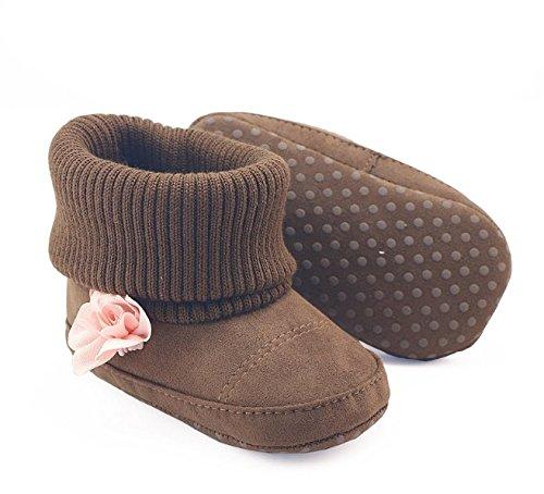 OHmais Kinder Baby Jungen Baby Mädchen Baby Kleinkind Schuh Cafe